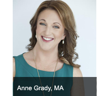 President & CEO, Anne Grady Group