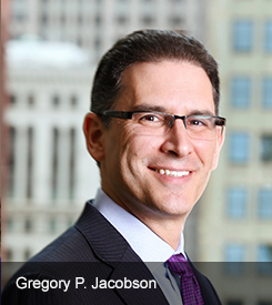 Chief Executive Officer, The Jacobson Group